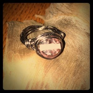 Jewelry - Wire wrapped ring